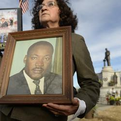 MLK Would Be 'Mortified' By The Gay Marriage Movement, Right Wing Activist Claims