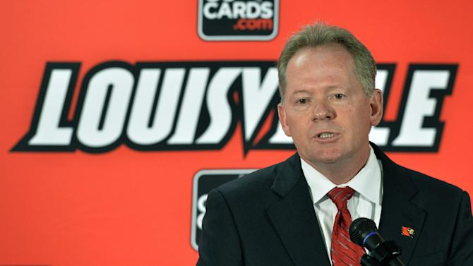 Louisville begins ACC era on Sept. 1 vs. Miami