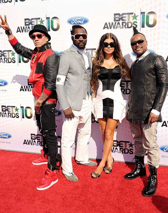 Black Eyed Peas BET Awards