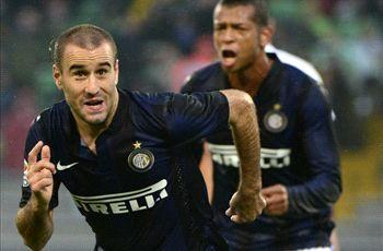 Palacio: Inter has the best attack in Italy
