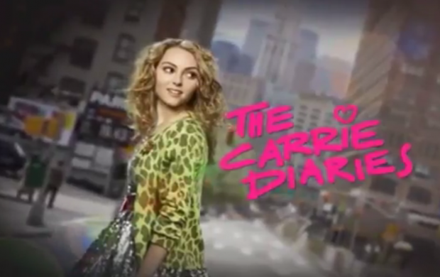 The Young Carrie Bradshaw Talks Fashion And Erm, Farting!