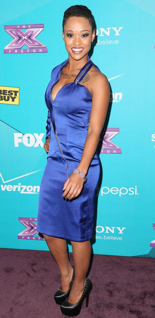 "Fox's ""The X-Factor"" Finalists Party - Arrivals"