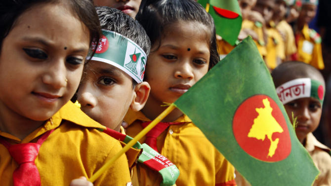 Bangladesh independence