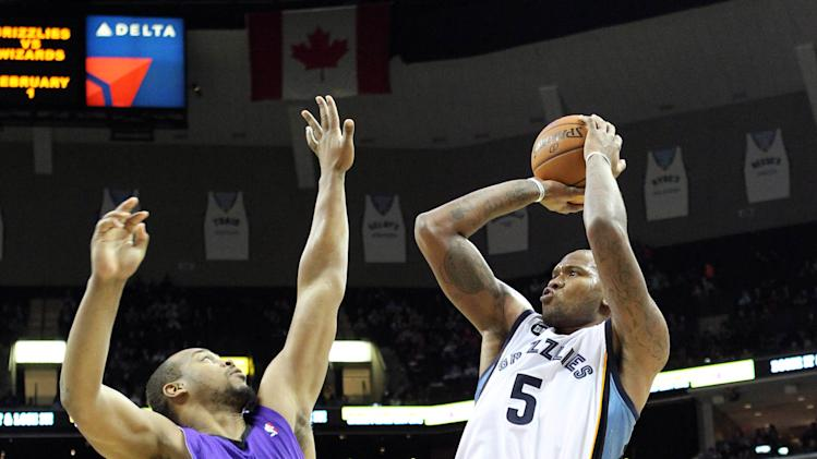 NBA: Sacramento Kings at Memphis Grizzlies