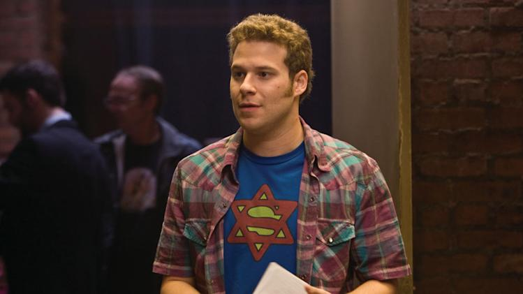 Seth Rogen Funny People Production Stills Universal 2009