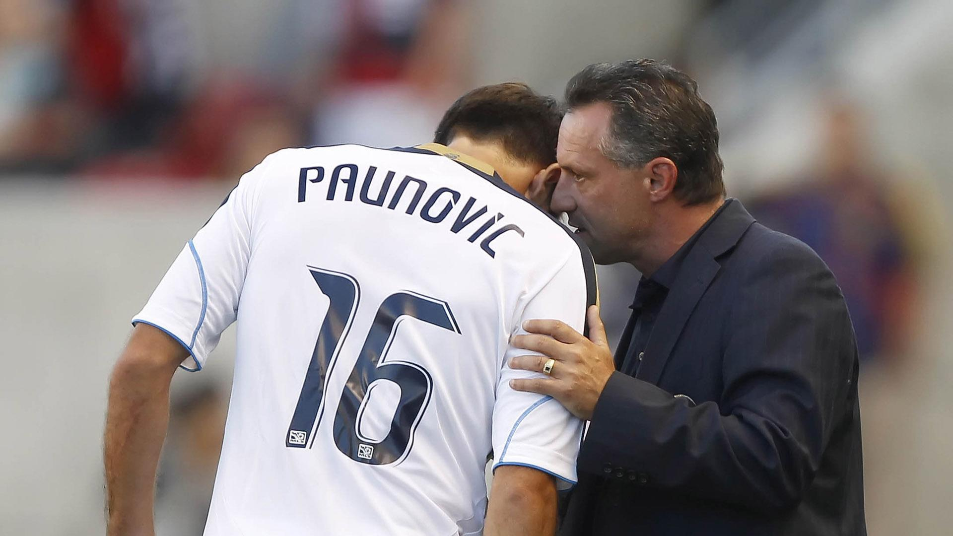 Chicago Fire pin hopes on young, promising Paunovic