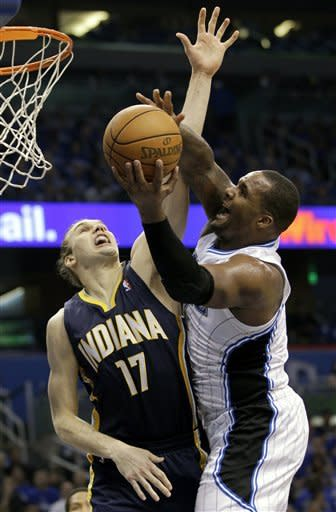 Pacers shoot past Magic to take 2-1 lead