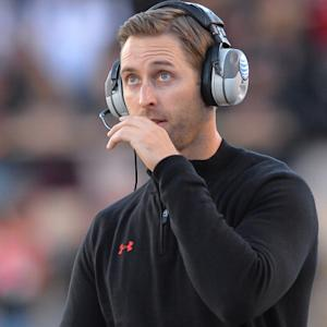RADIO: Kliff Kingsbury -- Seniors are a special group