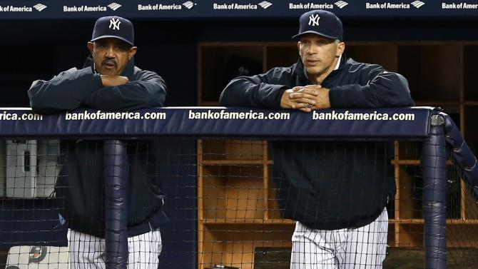 MLB: Arizona Diamondbacks at New York Yankees