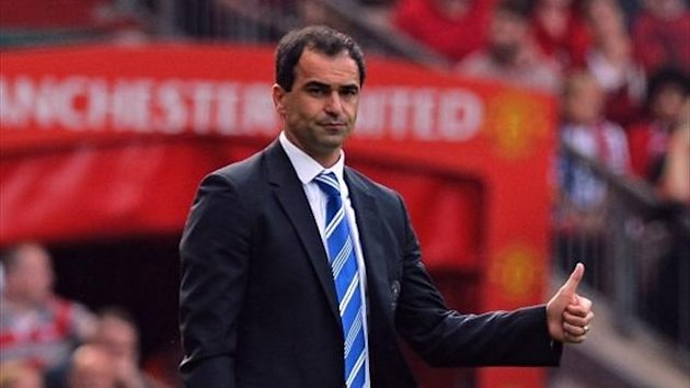 Roberto Martinez, Wigan manager (AFP)