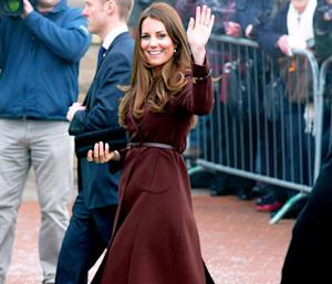 "Kate Middleton Is ""Feeling Great,"" Embracing Her Pregnant Body"