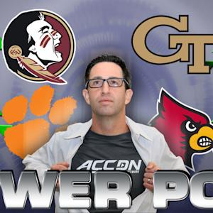 Can the ACC's Top 4 Take Down the SEC? | Jeff Fischel's ACC Power Poll