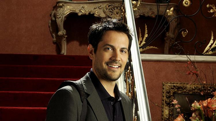 Michael Landes stars as David Conlon in The Wedding Bells.