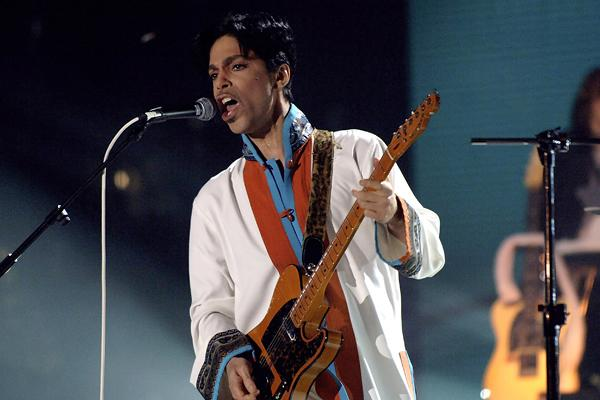 Prince Throwing a Pajama Party at His House This Weekend