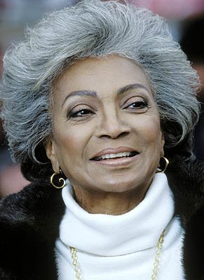 Nichelle Nichols in Disney's Snow Dogs