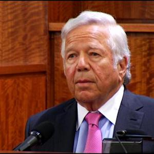 Raw Video: Robert Kraft Testifies At Hernandez Trial