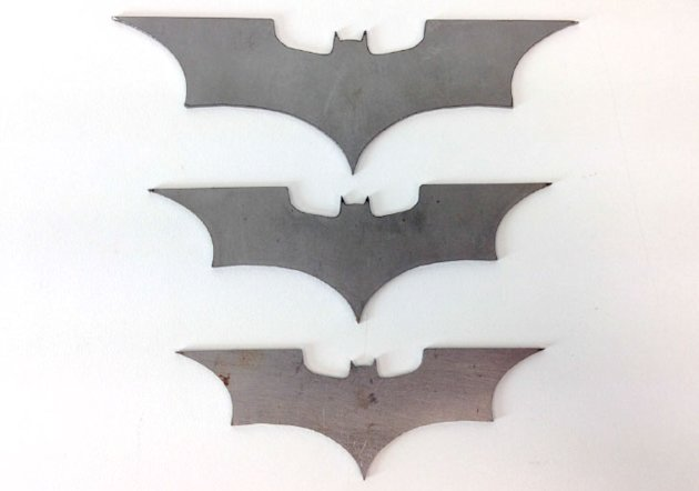 Batarangs Offered as Perk on We Can Be Heroes Campaign (Photo Credit: DC Entertainment)