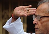 &lt;p&gt;Powerful politician Pranab Mukherjee, pictured in June 2012, looked set to be elected India&#39;s new president on Sunday and analysts said the canny veteran could play a key role in steering the nation through testing times.&lt;/p&gt;