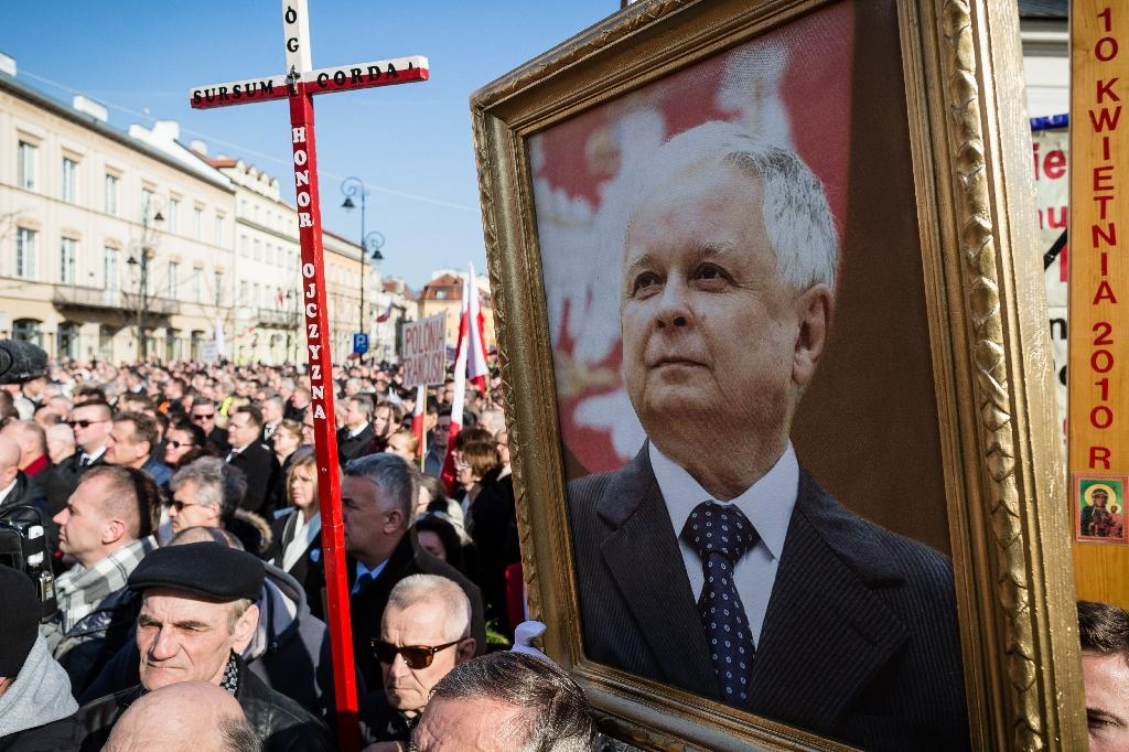 Poland to probe 'Russian role' in 2010 presidential crash