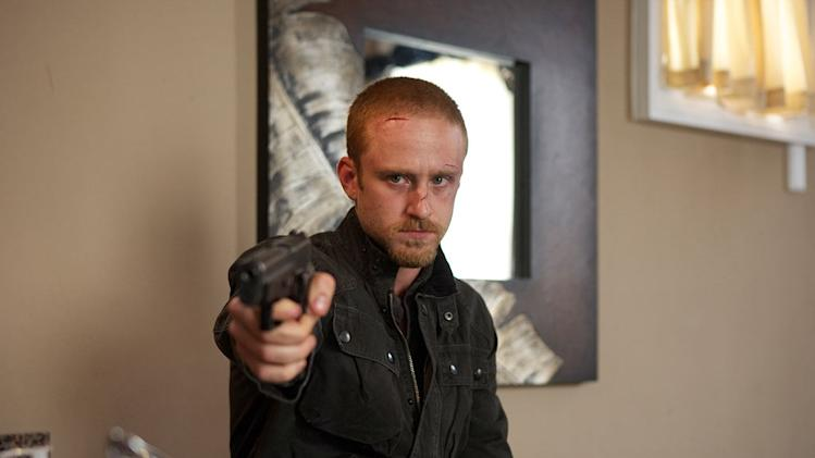The Mechanic 2011 CBS Films Ben Foster