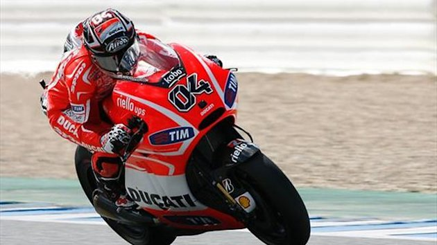 MotoGP Qatar: Race pace a worry for Dovizioso