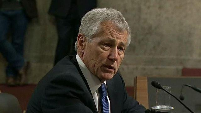Senate Republicans block Hagel nomination for now