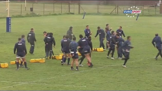 Argentina set for Rugby Championship debut