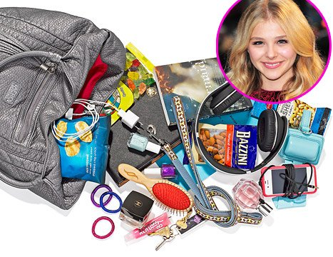 Chloe Grace Moretz: What's …
