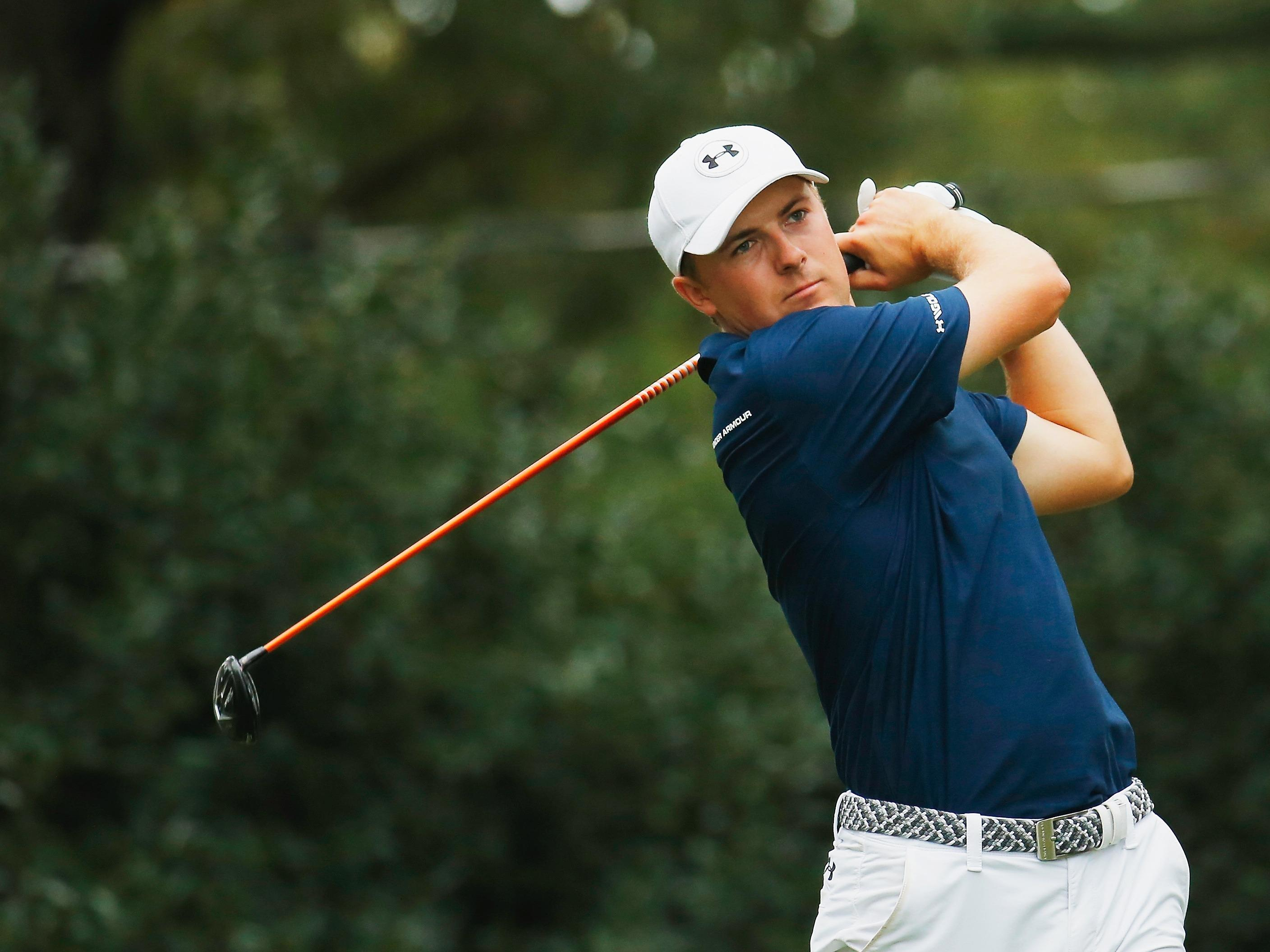 The biggest flaw in Jordan Spieth's game is actually a huge advantage