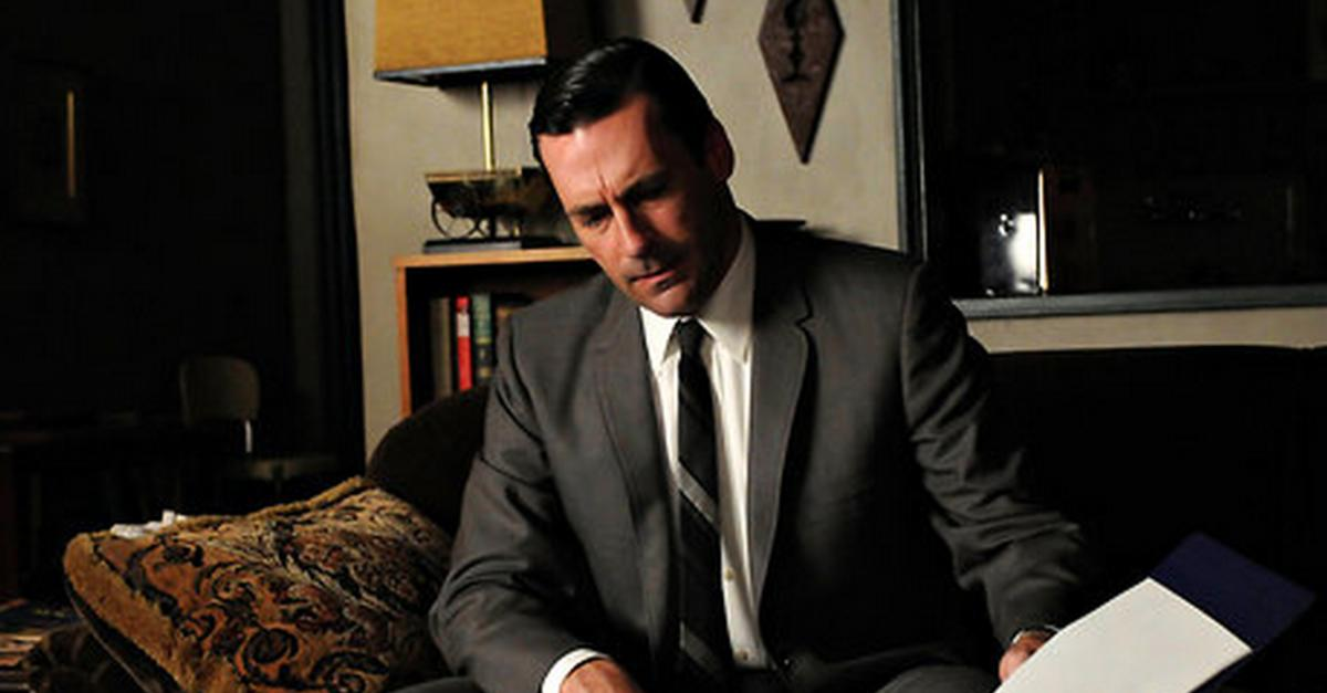 Goodbye Don Draper, You Will Be Missed!