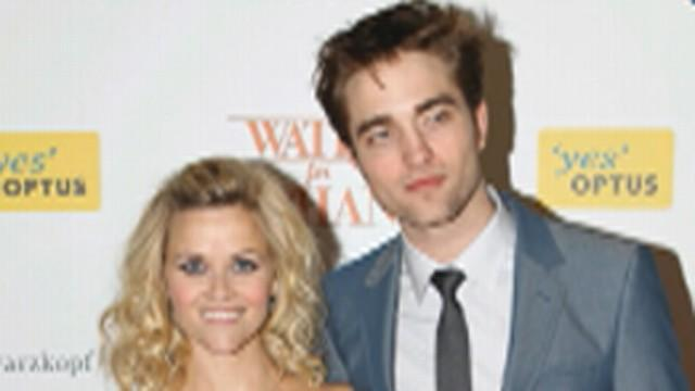 Robert Pattinson Hides out at Reese Witherspoon's House