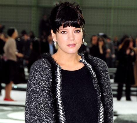 Lily Allen Welcomes Baby Girl Marnie Rose Cooper!