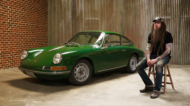 Magnus Walker talks to XCAR about his '66 Irish Green Porsche 911
