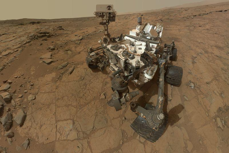 Mars rover finds methane spike on Mars, but no smoking gun for life