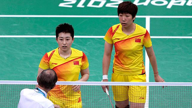 Olympic Badminton Players Disqualified Over Match Throwing
