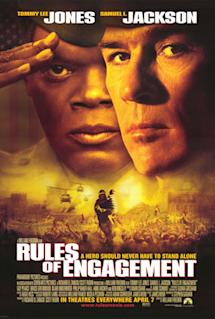 Poster of Rules of Engagement