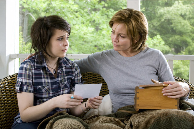 Mae Whitman Diane Lane Nights in Rodanthe Production Stills Warner Bros. 2008