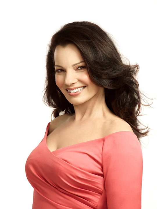 Fran Drescher stars as Fran Happily Divorced
