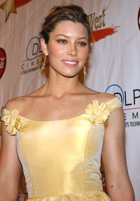 Jessica Biel - Female Star of Tomorrow Award