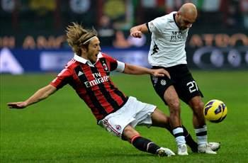 AC Milan 2-1 Siena: Rossoneri battle past basement boys