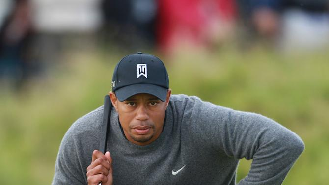 Golf - Tiger Woods File Photo