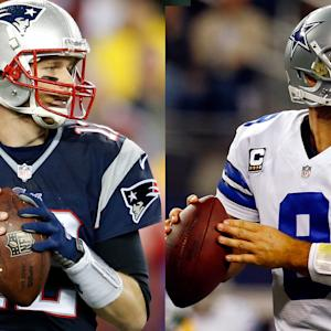 Better bargain: Tom Brady or Tony Romo?