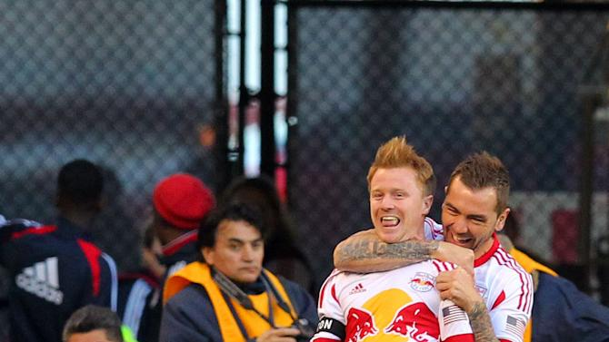 MLS: New England Revolution at New York Red Bulls