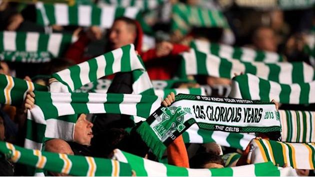 Scottish Football - Celtic fined over firework incident