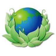 Keep the earth green!