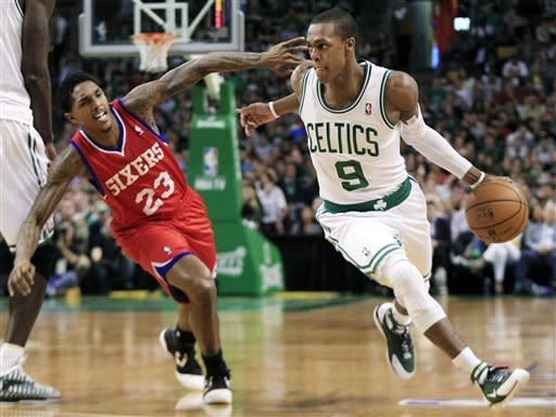 Garnett (29, 11) leads Celtics past 76ers, 92-91