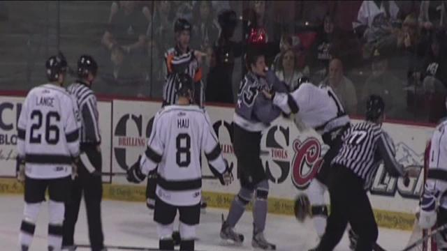Condors return home, lose to Colorado