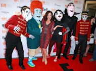 Actress Fran Drescher attends the &quot;Hotel Transylvania&quot; premiere during the 2012 Toronto International Film Festival on September 8, 2012 in Toronto, Canada. Alexandra Wyman/Getty Images/AFP