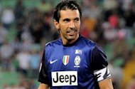 Buffon and Vucinic ruled out of Napoli clash