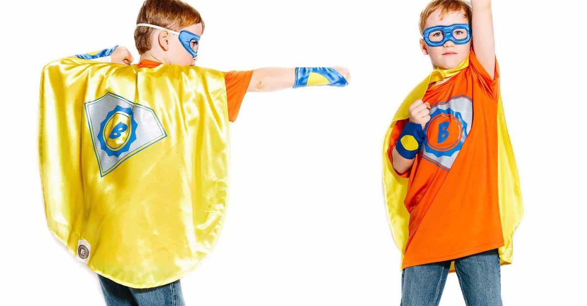 Customized Super Hero Capes Starting at just $8!